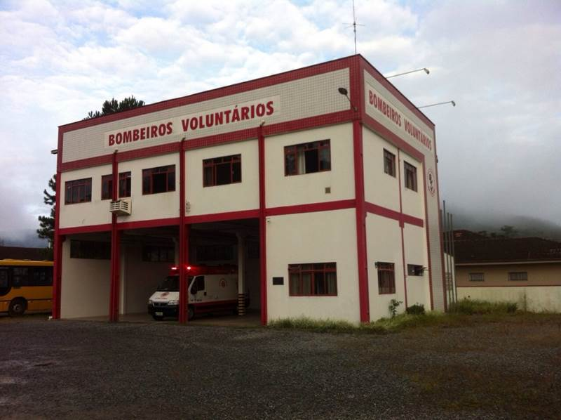 Sub-sede Nereu Ramos Dr. Alexander G. Otsa. base SAMU